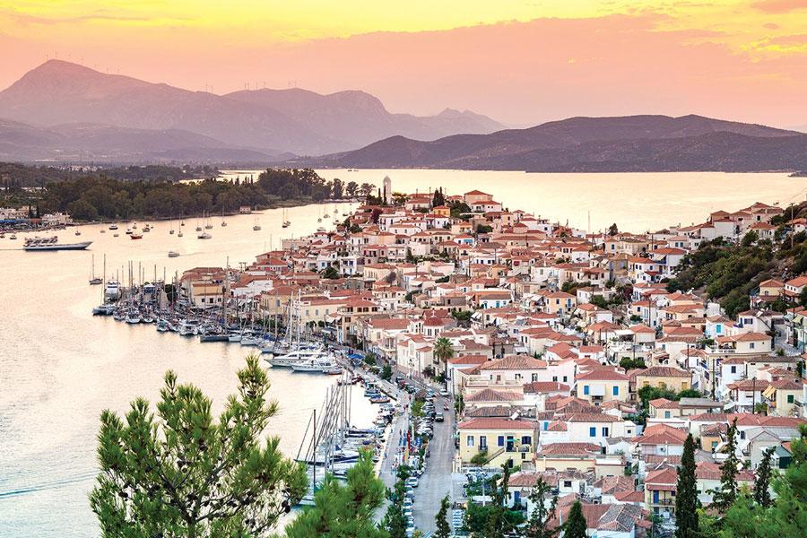 Cruise from Athens - Poros