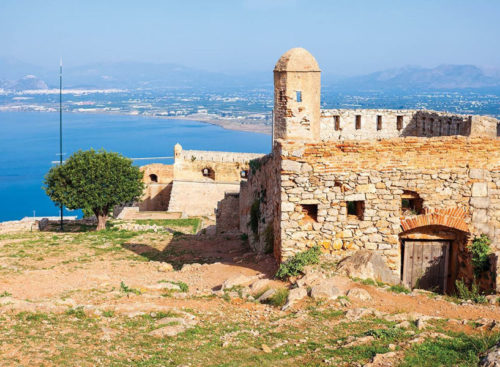 one day tour to Corinth and Nafplion
