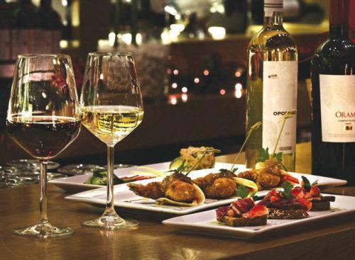 athens-under-acropolis-wine-tasting