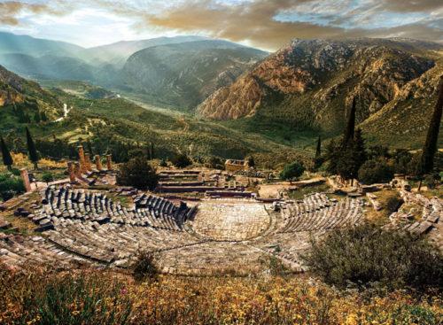 private tour in delphi